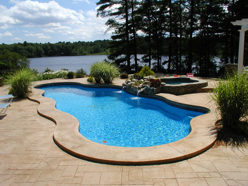 Pool Construction | Paradise Pools