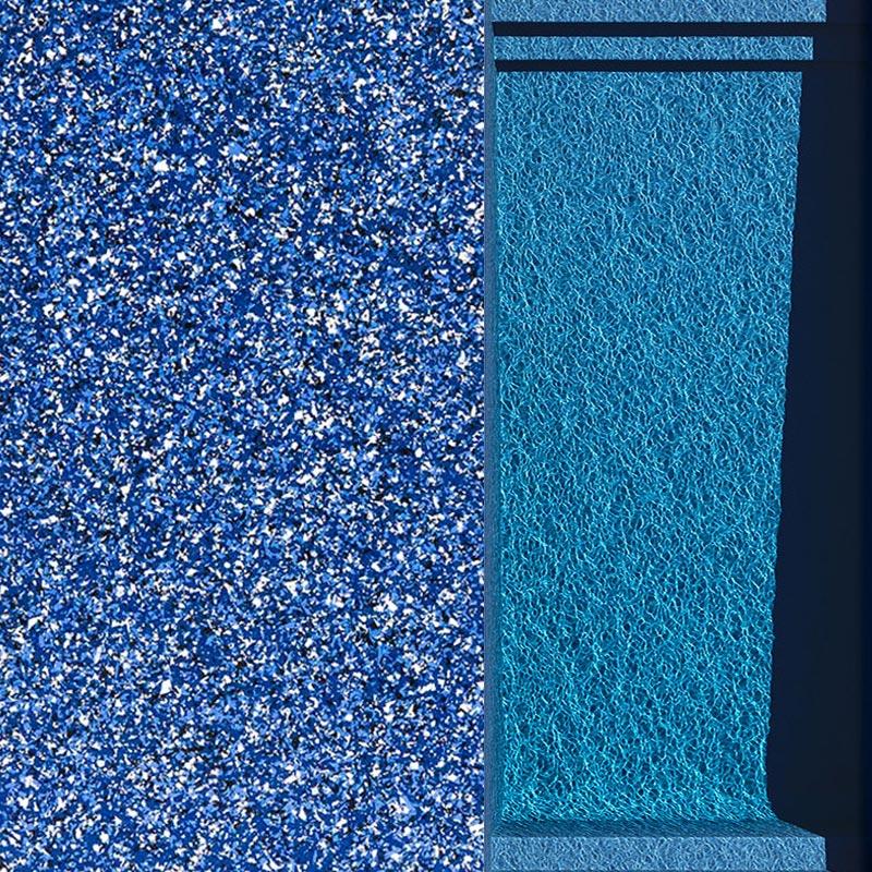 Ocean Blue Crystite G2 Finish | Paradise Pools