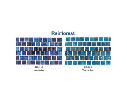 Rainforest Tile Options | Paradise Pools