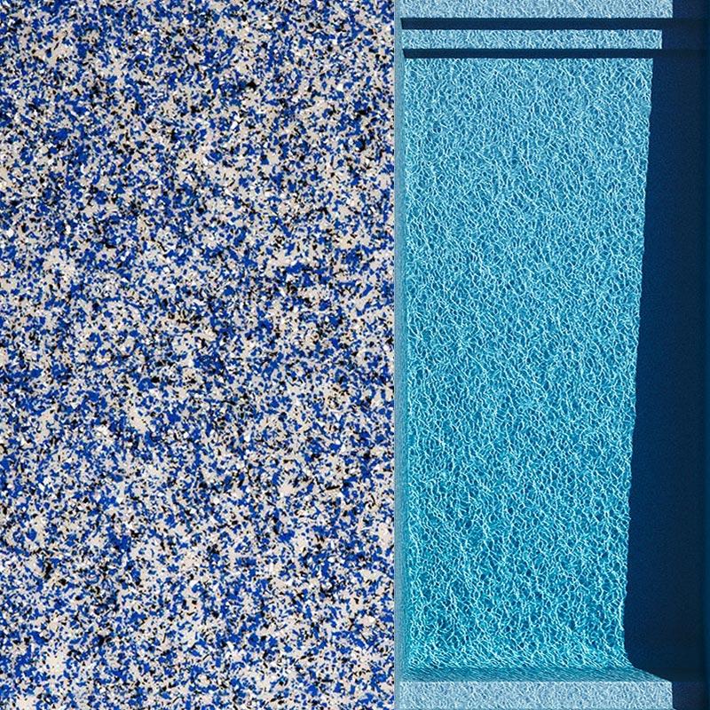 Sapphire Blue Crystite G2 Finish | Paradise Pools